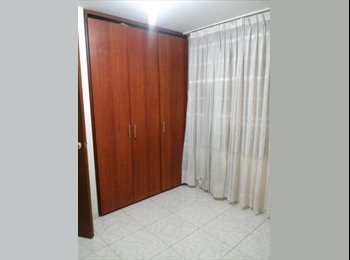 CompartoApto CO - Se Comparte Apartamento - Room for Rent , Bogotá - COP$400.000 por mes
