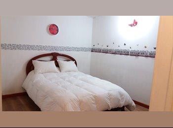 CompartoApto CO - Alquiler de habitación amoblada, excelente ubicación sector CAN   , Bogotá - COP$0 por mes