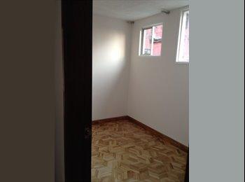 CompartoApto CO - Habitación en Marly- para Mujer, Bogotá - COP$400.000 por mes