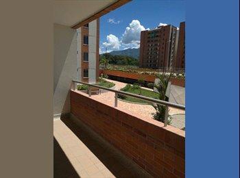 CompartoApto CO - Arriendo Habitación Conjunto Salento, Ibagué - COP$400.000 por mes