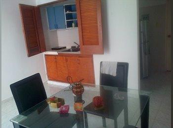 CompartoApto CO - Apartaestudio en Crespo, Cartagena de Indias, Cartagena - COP$880.000 por mes