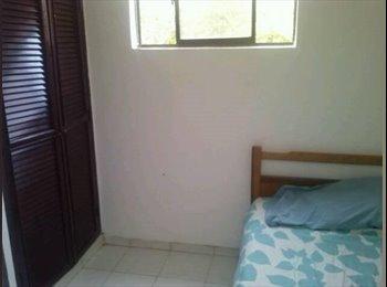 Arriendo habitación interna con baño propio para una sola...