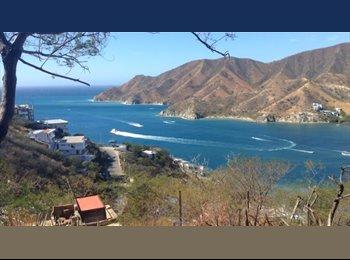 CompartoApto CO - Habitación Taganga Aire Acondicionado, Santa Marta - COP$400.000 por mes
