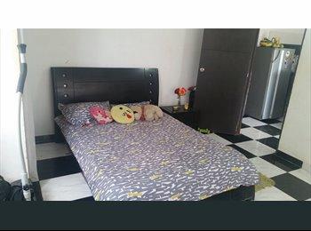 CompartoApto CO - arriendo habitacion  gaira - santa marta, Santa Marta - COP$300.000 por mes