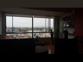 CompartoApto CO - Comparto amplio apartamento duplex, buena vista, Bogotá - COP$1.000.000 por mes