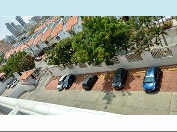 CompartoApto CO - Arriendo 2 habitaciones Villa Carolina, Soledad - COP$600.000 por mes