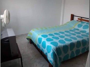 CompartoApto CO - habitacion amoblada, Cartagena - COP$470.000 por mes