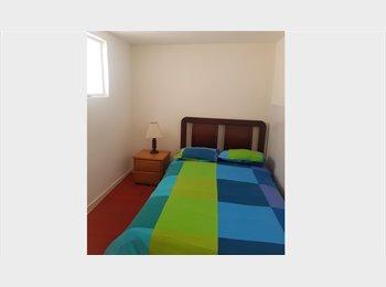 CompartoApto CO - Acogedora habitación en Calle 105 con 15, Bogotá - COP$670.000 por mes
