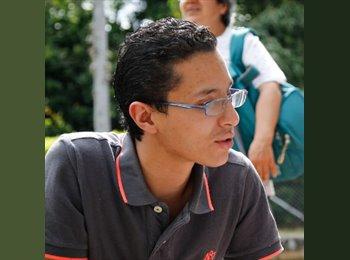 CompartoApto CO - David - 33 - Bogotá