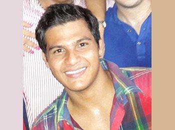 CompartoApto CO - Luis Fernando - 24 - Cúcuta