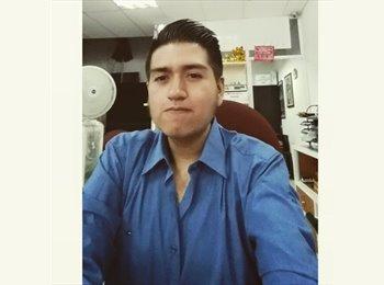 CompartoApto CO - jonathan zuluaga - 26 - Medellín