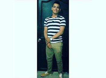 Luis Fernando  - 20 - Estudiante