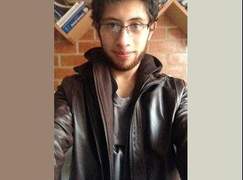 Cristian Restrepo - 22 - Estudiante