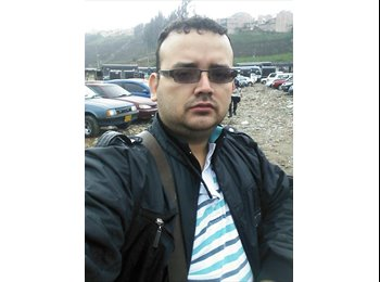 César Edmundo Mendoza - 27 - Estudiante