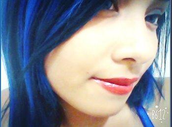Andrea ibañez - 20 - Estudiante