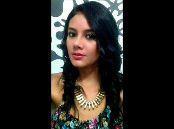 Shirly Callejas - 25 - Estudiante