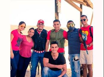 CompartoApto CO - Guillermo lozano - 24 - Barranquilla