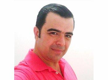 CompartoApto CO - Guillermo - 39 - Barranquilla