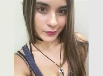 CompartoApto CO - Angelica - 21 - Colombia