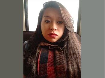 CompartoApto CO - Natalia Rivera - 21 - Bogotá