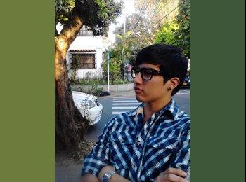 CompartoApto CO - Cristian Robledo - 21 - Medellín