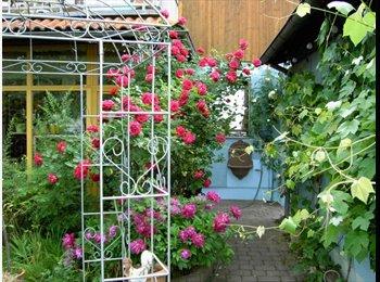 EasyWG DE - schönes Zimmer voll möbeliert im Einfamilienhaus, Mainz - 410 € pm