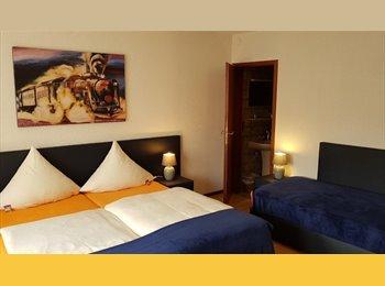 EasyWG DE - WG-Zimmer in Hotel, Ulm - 349 € pm