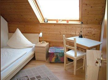 EasyWG DE - WG-Zimmer in 3-er WG, Ulm - 275 € pm