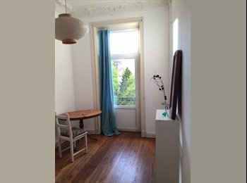 Schönes Zimmer, mit Balkon, sehr zentral im Eppendorfer Weg