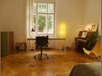 EasyWG DE - Wonderful light room central located, München - 700 € pm