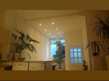 13m² Zimmer in WG(ca.135m²) in Ffm Oberrad