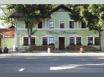 EasyWG DE - Biete Zimmer mit einen Job - Solln, München - 300 € pm