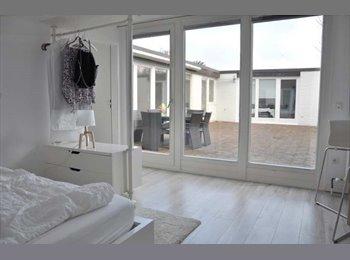 EasyWG DE - 2 möblierte Zimmer (17qm + 11qm) mit Garten zur Untermiete - Othmarschen, Hamburg - 575 € pm