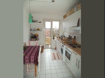 EasyWG DE - helle, ruhige, möblierte Wohnung in der Nähe der S1  - Hamm Nord, Hamburg - 700 € pm
