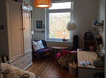 EasyWG DE - Zimmer auf St.Pauli befristet für den September zu vermieten! - St Pauli, Hamburg - 400 € pm