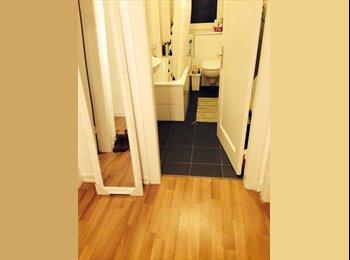 EasyWG DE - Schönes und helles Zimmer, sehr zentral. Nähe Bahnhof Barmbek  - Barmbek-Nord, Hamburg - 380 € pm