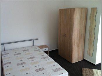 EasyWG DE -  1 Zimmer ca. 20 qm komplett möbliert in 4er WG noch frei !!! - Bochum, Bochum - 250 € pm