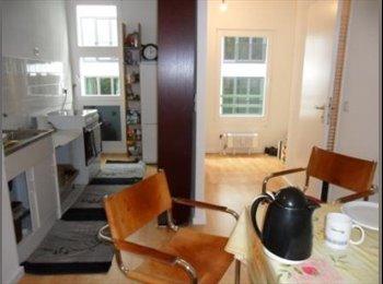 EasyWG DE - Gut Möbliert 18mtsq Zimmer-Wohnung zu vermieten Aktie - Kreuzberg, Berlin - 340 € pm