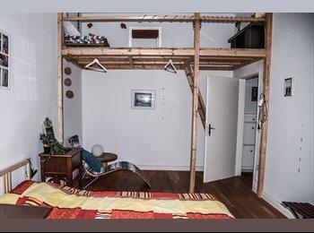 EasyWG DE - Möbliertes Zimmer in Berlin Friedrichshain - Friedrichshain, Berlin - 480 € pm