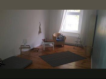 EasyWG DE - 25 qm großes Zimmer in Berlin Pankow  - Pankow, Berlin - 500 € pm
