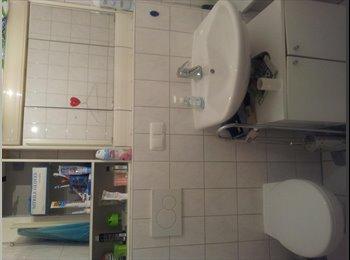 EasyWG DE - 10 qm Zimmer in einer 69 qm Wohnung in ruhiger Lage inkl. schnell in der Innenstadt! - Seckbach, Frankfurt - 400 € pm