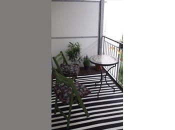 EasyWG DE - Zimmer in toller Wohnung  mit  Wohnzimmer und  Esszimmer, Hamburg - 520 € pm