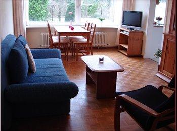 EasyWG DE - Große möblierte 1 Zi- Wohnung als Zwischenlösung - befristet - Farmsen-Berne, Hamburg - 670 € pm