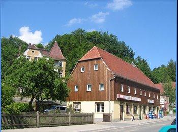 EasyWG DE - 2 WG-Zimmer in Tharandt frei (Forstwissenschaften!!!) - Tharandt, Tharandt - 150 € pm