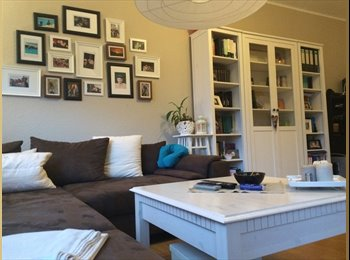 EasyWG DE - 1,5 Zimmer, möblierte Wohnung mit Balkon ab 1. Juni - Wilmersdorf, Berlin - 920 € pm