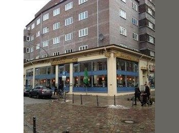 EasyWG DE - 2Rooms available in 3Shared fully furnished WG, Harburg Rathaus - Harburg, Hamburg - 400 € pm