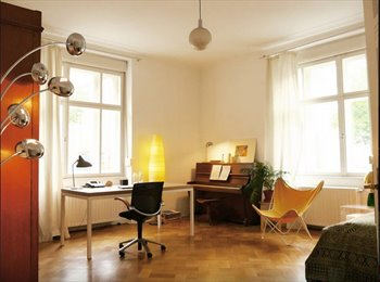 EasyWG DE - Beautiful apartment central located , München - 800 € pm