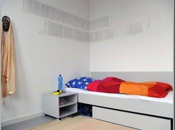 EasyWG DE - 20qm Zimmer frei in Studentenwohnheim der besonderen Art, München - 602 € pm