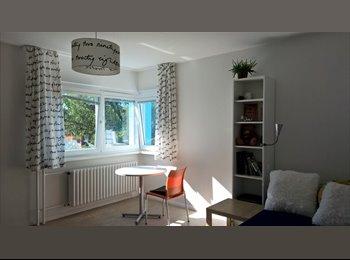 EasyWG DE - Helle 1-Zimmer-Wohnung in Charlottenburg, Berlin - 290 € pm