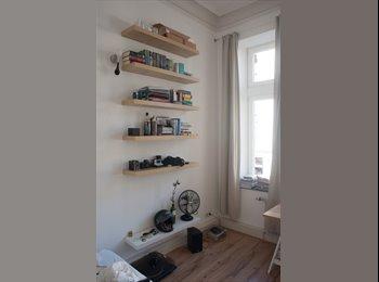 EasyWG DE - 15qm 3er-WG-Zimmer in Altbauwohnung, Frankenberger Viertel , Aachen - 263 € pm